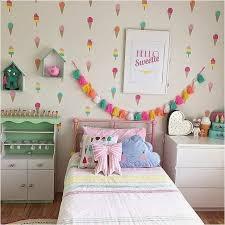 Best Girls Rooms Images On Pinterest Bedrooms Bedroom - Girls bedroom wallpaper ideas