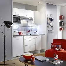 amenagement cuisine studio cuisine 20 modèles de kitchenettes idéales pour les