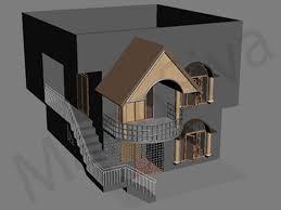 Home With Interrior ManoSiva Max Ds Max Software - Max home furniture