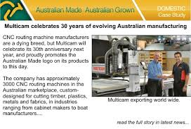 Woodworking Shows 2013 Australia by Aus Multicam Cnc Routing Machines Woodworking Machinery Flat Bed