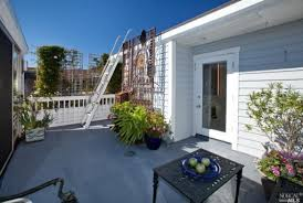 living on the dock of the bay in sausalito houseboat lists for