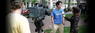 top broadcast journalism graduate schools 1 year broadcast journalism program new york film academy