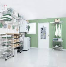 Storage Solutions For Laundry Rooms by Have Your Very Own Laundry Haven With Elfa Solutions For Every