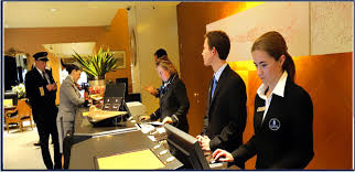 Front Desk Officer Abu Dhabi Recruitment Agencies Labour Supply Services