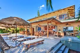 maui luxury vacation rentals maui villa