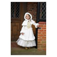 limited edition winter wonderland princess childrens costume by