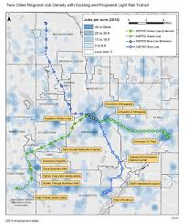 Light Rail Map Minneapolis Employees Employers Train Their Sights On Southwest Lrt For