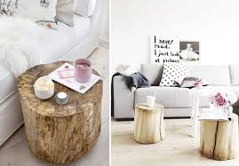 tree trunk coffee table diy home inspo tree stump coffee tables a pair a spare