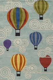 kids rugs my hot air balloon rug by momeni rosenberryrooms com