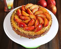 nectar plum cake cook with kushi