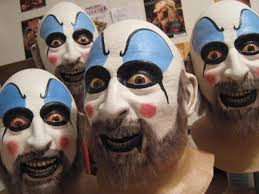 captain spaulding costume horror masks costumes props collectables memorabilia