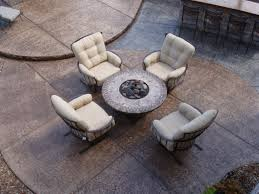 Minneapolis Patio Furniture by Sierra Concrete Arts Your Twin Cities Leader In Decorative Concrete