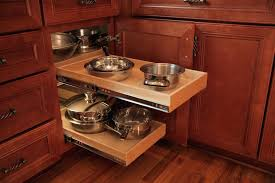 Corner Cabinet Storage Solutions Kitchen Kitchen Cabinets Corner Solutions Faced