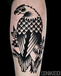 25 beautiful traditional eagle tattoo ideas on pinterest