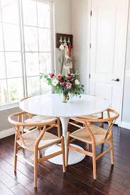 Best  Small Dining Rooms Ideas On Pinterest Small Kitchen - Round dining room table and chairs