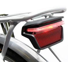 rear bike light rack mount spanninga s brasa looks superb for a rack light bikerumor