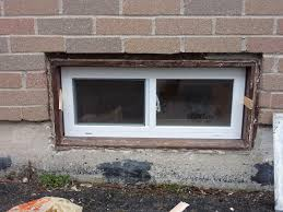 skillful design replacement basement windows replacing a window