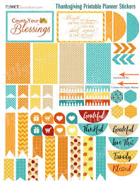 happy thanksgiving printable free planner stickers u0026 new thanksgiving bundle biblejournallove com