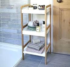 Tiered Bathroom Storage Bathroom Bamboo Storage Bamboo Bathroom Storage Furniture Home
