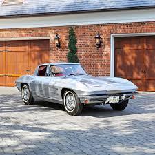 1963 stingray corvette split window 1963 chevrolet corvette split window stingray coupe