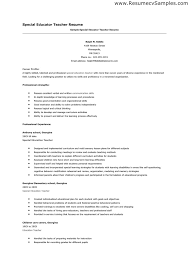 Teach For America Sample Resume by Faculty Resume Samples Visualcv Resume Samples Database Adjunct