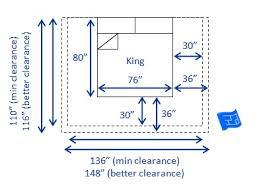 Length Of King Size Bed Standard King Size Bed Socialmediaworks Co