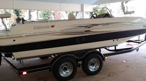 galaxy 22 foot deck boat 2007 for sale for 17 000 boats from