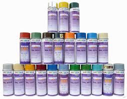 barvy ve spreji motip dupli color ral dupli color aerosol art