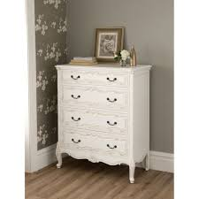 French White Bedroom Furniture by Bedroom Antique French White Paint Finish Wooden Dresser Bedroom