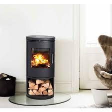 morso 6100 series modern freestanding wood heater 100 seabreeze
