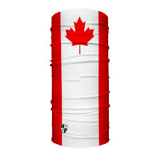 canada flag red u0026 white face shield canadian flag bandana