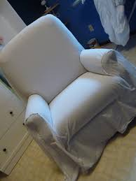 Reclining Chair Cover D I Y D E S I G N How To Sew A Removable Slip Cover For Furniture
