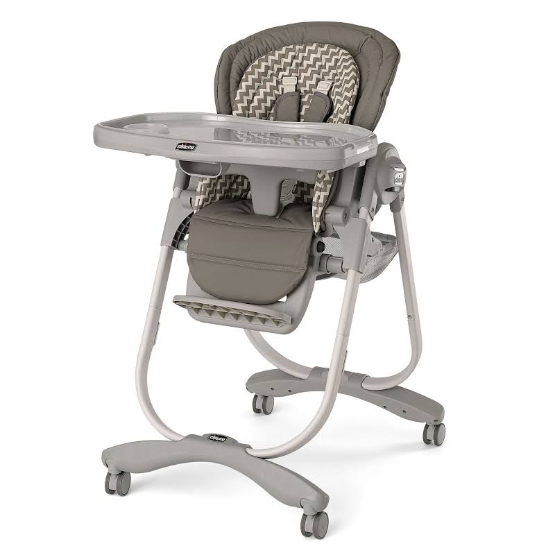 Chicco Polly Magic Reclining Newborn Baby Toddler Feeding High Chair, Singapore