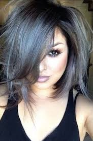 how to color hair to blend in gray best 25 silver highlights ideas on pinterest grey hair