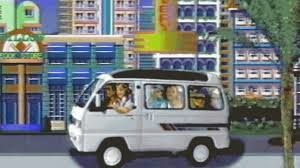 suzuki every 1989 the new suzuki every van is trapped in a side scroller video
