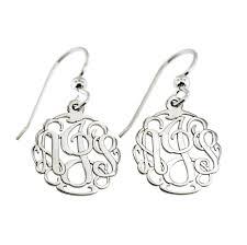 monogram charm aj s collection personalized jewelry three initials monogram