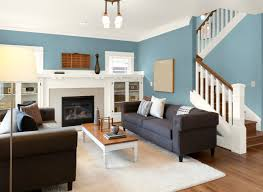 living room in hazy seacliff teal painted rooms pinterest