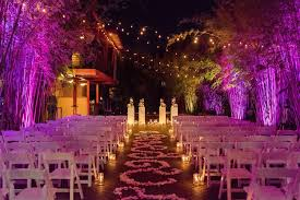 local wedding reception venues and alan s downtown st pete s day inspired wedding