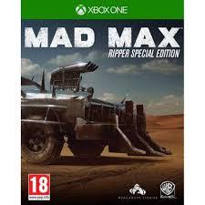 mad max ripper special edition steedy knokshok ornament dlc
