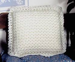 Crochet Armchair Covers Crochet Patterns Crochet Pillow Patterns Crochet Puff Clouds