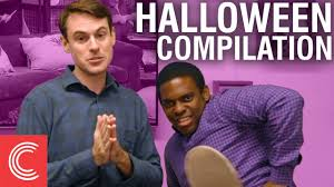 sam the halloween spirit the top halloween videos of studio c youtube