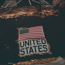 Flag On The Moon Conspiracy Enough Lying New Photos Of The Moon Landing U2014 Bird In Flight