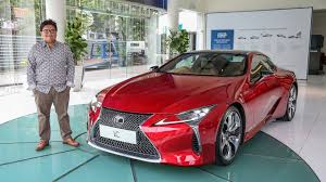 lexus lc 500 black price first look lexus lc500 in malaysia u2013 rm940k youtube