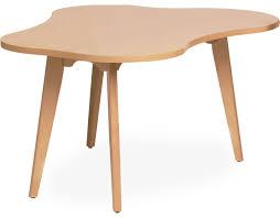 child u0027s risom amoeba table hivemodern com