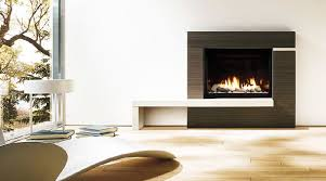 Contemporary Gas Fireplace Insert by Marsh U0027s Stove U0026 Fireplaces Gas Stoves