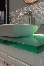glass countertops gallery glassworks architectural art