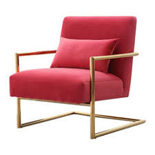 Pink Armchairs Contemporary Pink Armchairs And Accent Chairs Houzz