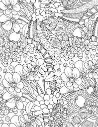 take time to color the flowers coloring book live your life in