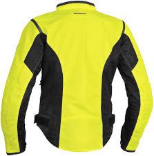 yellow motorcycle jacket 169 95 firstgear womens contour mesh jacket 97132