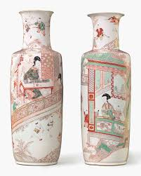 Reproduction Chinese Vases Chinese Export Porcelain A Collector U0027s Guide Christie U0027s